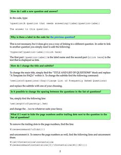LaTeX Templates » Curricula Vitae/Résumés | Design, obviously ...