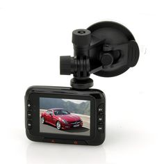 HD Car DVR Dashcam - 2.7 Inch Screen, 1080p HD, 16x Zoom, Motion Detection, G Sensor =====> 1080p Full HD Car DVR Dashcam with 120 degree ultra wide recording angle, 8 white LEDs for taking pictures at night, Motion Detection, 16x Digital zoom and HDMI port.