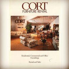 Happy #throwbackthursday! #tbt #interiordesign #furniture | Follow CORT on Instagram! (@ CORT Furniture)