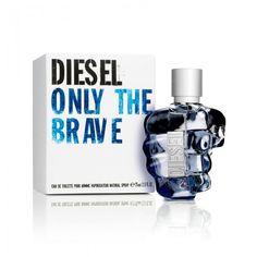 DIESEL ONLY THE BRAVE EAU DE TOILETTE 75ML Best Fragrances, Men Online,  India Online a2b5cdc75c