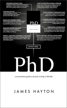 What do i need to do a phd