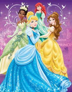 Artissimo Designs Princess's Printed Canvas Art, 28 by Disney Princess Characters, New Disney Princesses, Disney Rapunzel, Disney Princess Pictures, Disney Frozen Elsa, Disney Girls, Walt Disney, Seven Deadly Sins Anime, Canvas Art