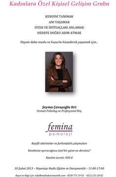 Femina Gelişim Grubu Şubat 2013