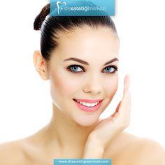 İnci Gibi Dişlere Sahip olmak İstemez misiniz? Ev tipi beyazlatma; kişiye özel silikon kalıplar hazırlanarak, beyazlatma jelinin kalıpların içine konularak hastanın dişlerine göre ağıza yerleştirmesiyle uygulanmaktadır. Uygulama süresi 7-10 gün arasında değişmektedir. www.disestetigimerkezi.com