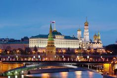 Moscow Kremlin - Photo Gallery and Information: Tour the Moscow Kremlin, Russia's Most Famous Kremlin