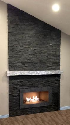 Grey Country Style Living Room Ideas Black Furniture Paint 10 Fireplace Surrounds With Beautiful Wooden Wall Panels ...