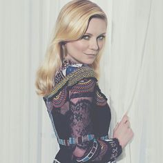 Kirsten Dunst using Leonor Greyl in her new shoot for Gotham Magazine.   Visit our store to see our collection of premium styling products by Leonor Greyl.   Hairstyling by Laurent Mole Photography by René & Radka
