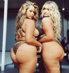🐾 Catherine Li and Hunter McGrady for our summer collection 💕 Beautiful Curves, Big And Beautiful, Beautiful Women, Butterfly Swimming, Hunter Mcgrady, Curvy Models, Plus Size Girls, Sexy Hot Girls, Summer Collection