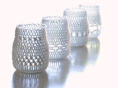 Crochet jars!