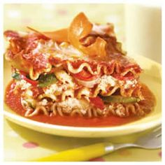 Veggie No Boiling Lasagna Recipe on Yummly