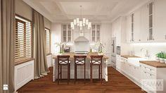 Kuchnia styl Klasyczny - zdjęcie od FAMM DESIGN