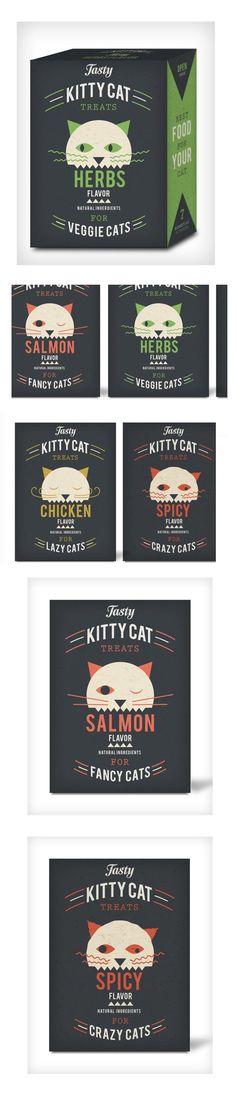 tastycat #packaging