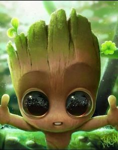 Is this Baby Groot, the baby Baby Groot? He is so adorable 😍 ctto Cartoon Wallpaper Iphone, Disney Phone Wallpaper, Marvel Wallpaper, Cute Wallpaper Backgrounds, Cute Cartoon Wallpapers, Baby Wallpaper, Animal Wallpaper, Wallpaper Wallpapers, Cute Disney Drawings