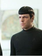 Zachary Quinto, Spock