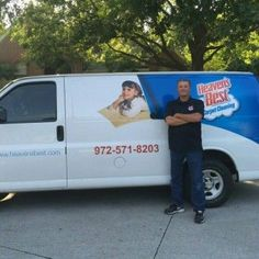 Joel Pacheco Heaven's Best Carpet Cleaning Flower Mound TX