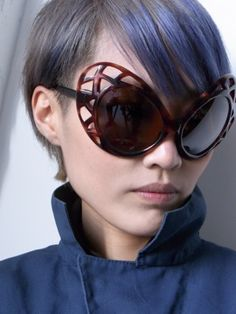 1960s Pierre Cardin Butterfly. I couldn't pull them off but they're awesome!