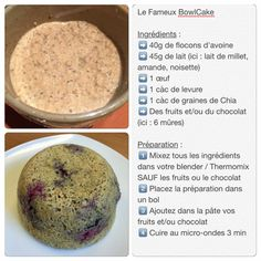 Fiches recettes healthy foodMy Slow Life