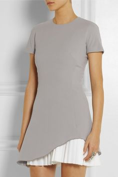structured top w/ softer bottom