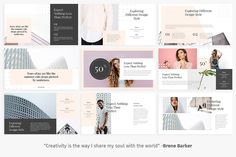 Tension Creative Powerpoint Template - Presentations