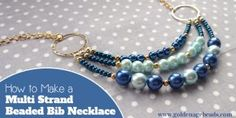 Blog Category: Tutorials | Page 2 | Golden Age Beads
