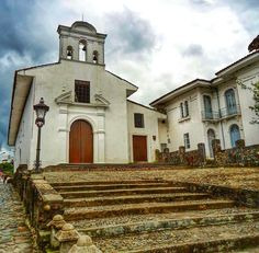 Ermita Jesús Nazareno, Popayán Iglesias, Exterior, Mansions, House Styles, Temples, Cathedrals, Continents, Mosaics, Colombia