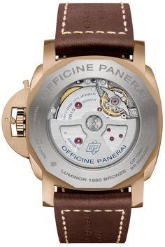 Panerai [NEW][LIMITED 1000][限量1000支] PAM 671 Luminor Submersible 1950 3 Days Automatic Bronzo Watch (Retail:US$14,400)  Our Price: HK$150,000.   #panerai #panerailimited #paneraispecialaddition #luminorBronzo #bronzoSubmersible #SubmersibleBronzo #pam671