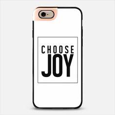 Choose Joy by Melody Joy Munn METALUXE | @casetify