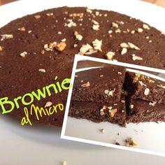.@Rosario Vasto | Volví a preparar la receta de BROWNIE al micro. Esta vez me quedo más sano, m... | Webstagram - the best Instagram viewer