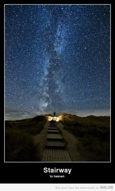 Stairway to Heaven.