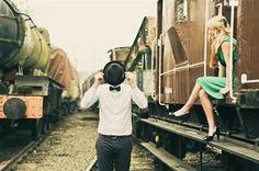 vintage railway enga