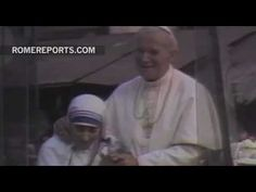 Mother Teresa honored by UN with International Day of Charity Saint Teresa Of Calcutta, Help The Poor, Pope John Paul Ii, International Day, Mother Teresa, Roman Catholic, Charity, Daddy, Blessed