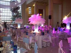 Themed wedding at The Triple Volume