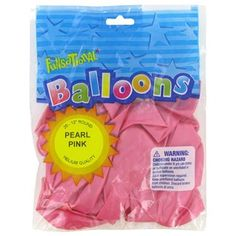 "12"" Pink Pearl Balloons | Shop Hobby Lobby"