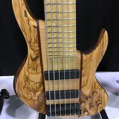 @bassmusicianmag #Namm #namm2017 #miuraguitars #BassMusicianMag
