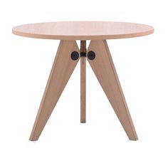 Vitra - Gueridon table, natural oak, 95 cm, single image