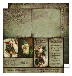 107442 - Jul i grønt