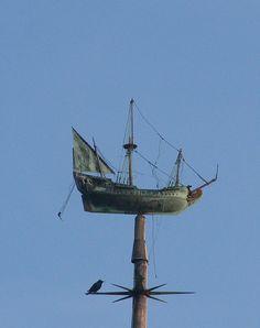 Nautical Weather Vane