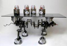 Engine Block Table