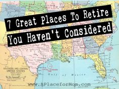 Try some lesser-known retirement living destinations and you'll find the same great conveniences, with a lower cost of living and lower crime rates than the usual places to retire.