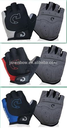 Wholesale cycling gloves sports equipment cycling gloves half finger