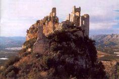 Castell de Marinyén en Benifairó