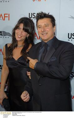 Steve Perry & Patty Jenkins 2004