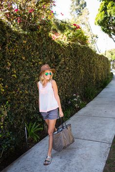 How to dress chic for the beach and beyond with Target Style on the blog today! | The Style Editrix