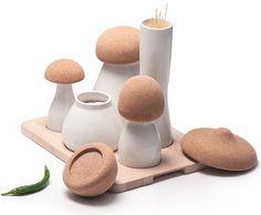 Bem Legaus!: Cogumelos de cozinha