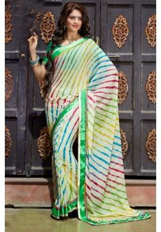 Georgette Lehriya Saree Georgette Lehriya Saree Product Code: FHLASANG1259A Availability:In Stock Price: Rs.1,433