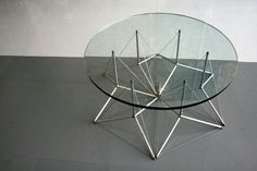 Tensegrity table