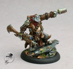 My HordesTrollbloods - Galleries - Figurepainters.com Custom Painted Minitures. Warmachine, Hordes, 40k, Malifaux and any other miniture you can think of!