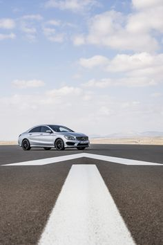 The all-new 2014 CLA250 with optional Sport Package. Learn more here: http://mbenz.us/W3FKtB European model shown