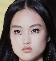 I Dont Wanna Grow Up - driflloon: beauty @ louis vuitton ss16