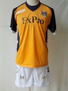 89b477e27 Lovely 2012-13 Fulham FC Away Kit Soccer Online